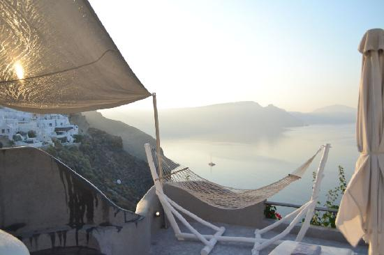 Andronis Luxury Suites: Our Hammock
