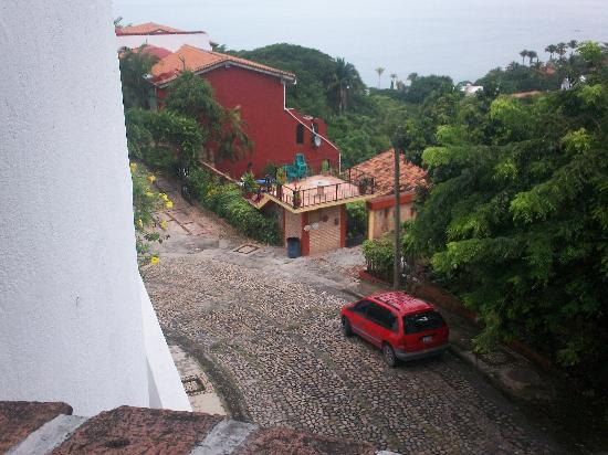 Puerto Vallarta, Meksika: Casco de Pto.