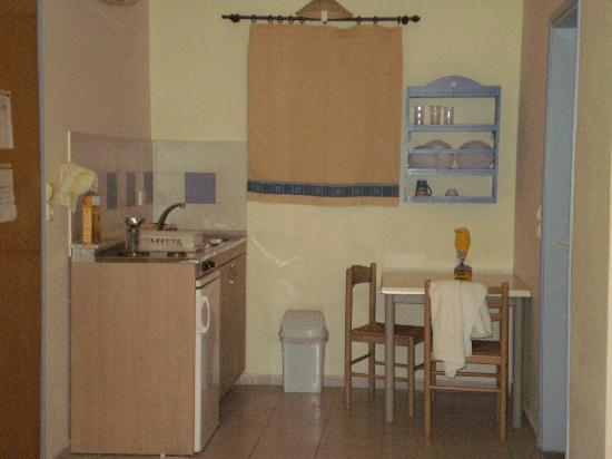 Hotel Irinna: zona cucina