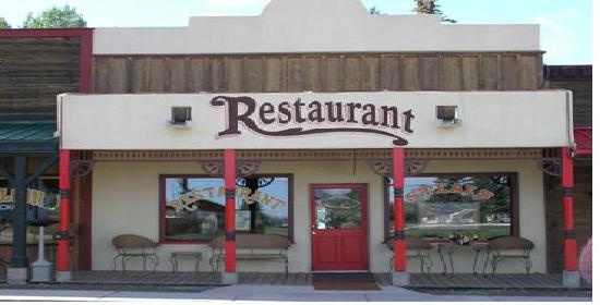 Eagle Nest, Nuevo México: Calamity Jane's