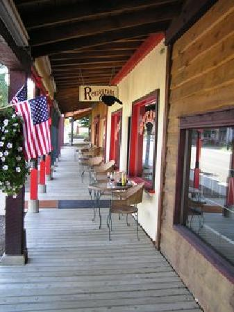 Eagle Nest, NM: Boardwalk