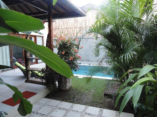 Ilotbali : jardin