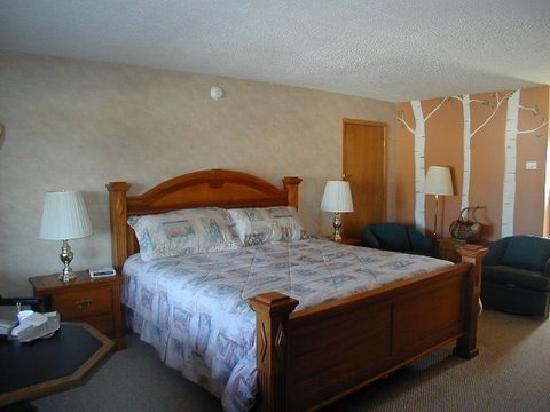 Eagle Nest, Nuevo México: Deluxe King Room