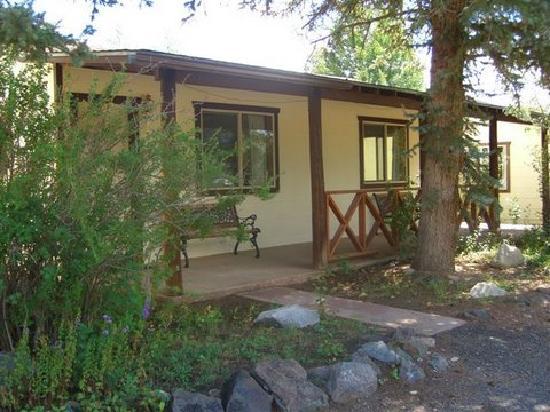 Laguna Vista Lodge: Cabins