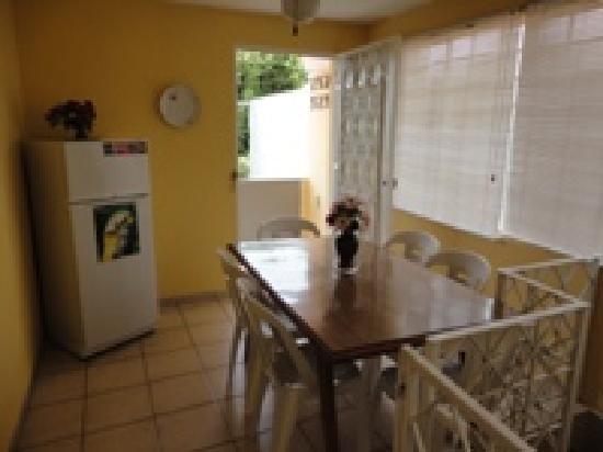 Hostal Raul y Olga: Dining Room