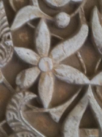 อัลฮัมบรา: le trèfle à 4 feuilles de l'Alhambra de Grenade.