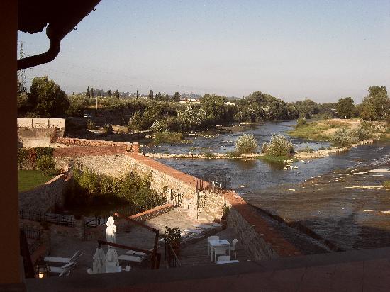 Hotel Mulino di Firenze : View