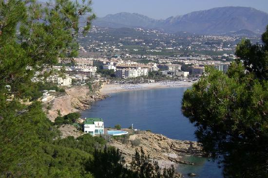 El Albir, España: albir dalla sierra