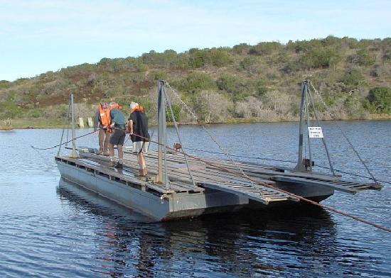 Goukamma Nature Reserve: Pont Crossing