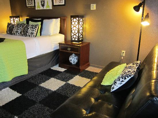 Alder Inn: stylish interior