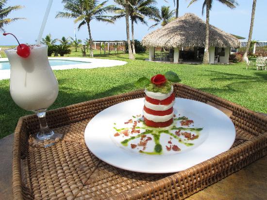 Monte Gordo, Meksiko: Fusion Restaurant
