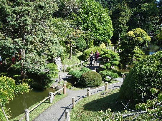 Jard n japones fotograf a de golden gate national for Jardin japones hagiwara de san francisco