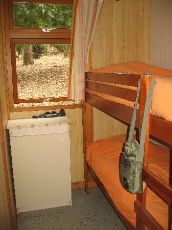 chambre enfants - picture of lisboa camping & bungalows, lisbon