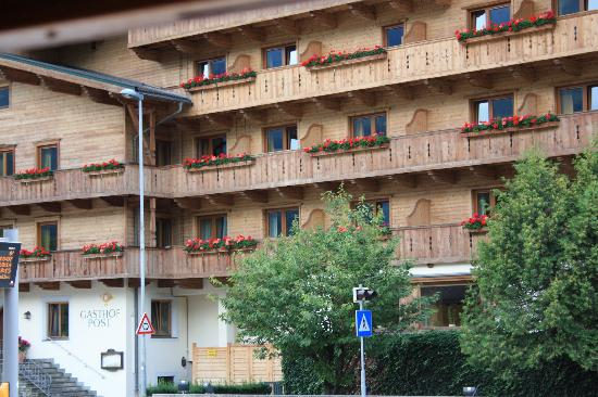 Hotel Post: Vista del hotel