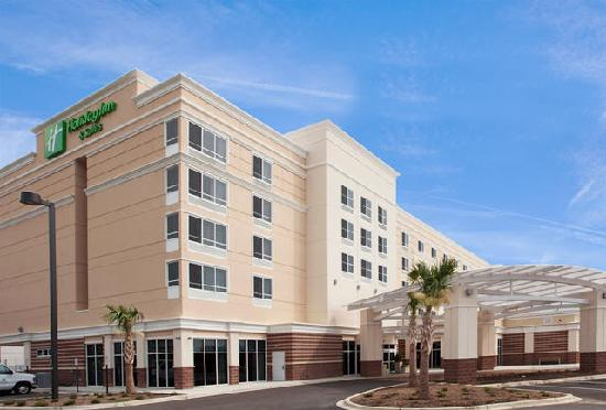 Holiday Inn & Suites Columbia - Airport: Hotel Day View