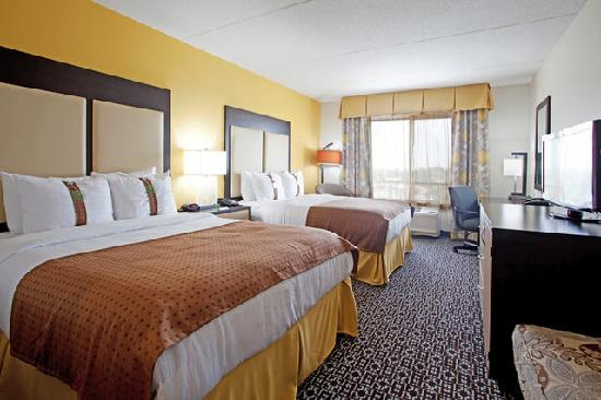Holiday Inn & Suites Columbia - Airport: Standard Double Queen