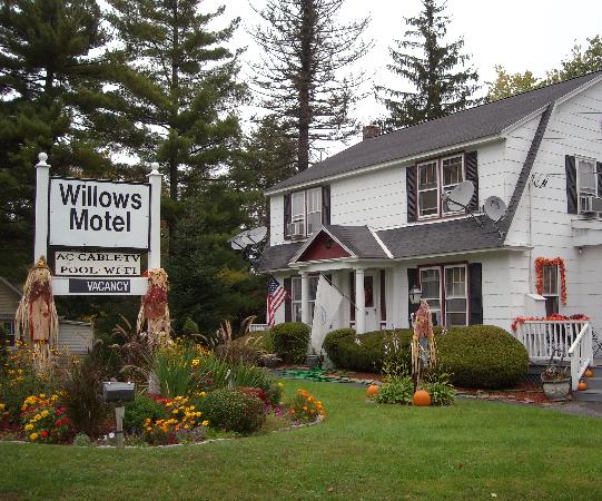 Williamstown, MA: Willows Motel