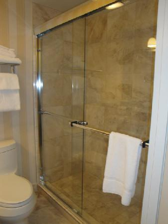Holiday Inn Montreal Longueuil: douche