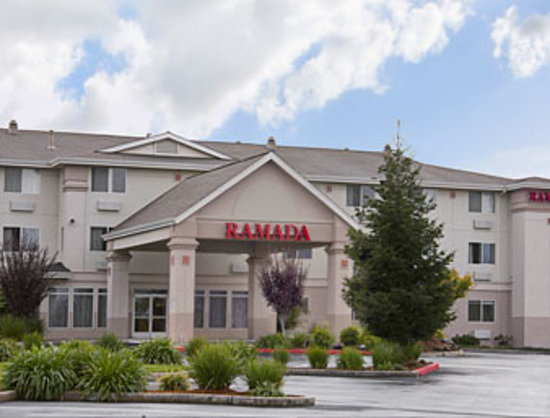 Ramada Limited Redding: Hotel