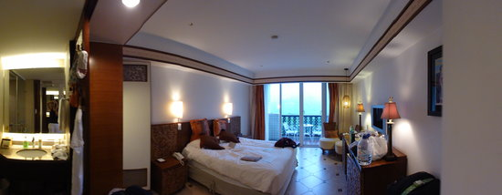 Hotel Royal Chihpen: Room panorama