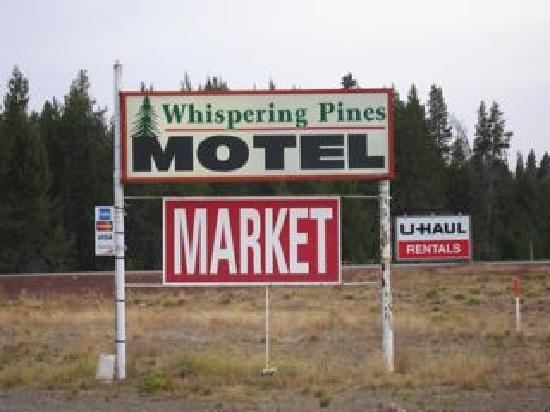 Whispering Pines Motel : wcates@smarter-by-design.com