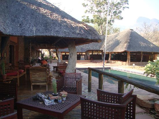 Blyde River Canyon Lodge: The lodge