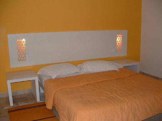 Playa Sidi Mehrez, Tunezja: Notre chambre