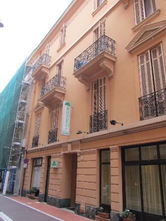 Hotel de France: vista del hotel