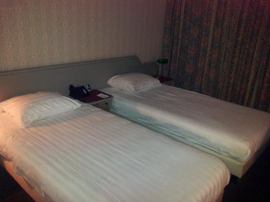 Apollo Hotel Breda City Centre : Beds
