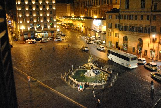 Suite Artis Barberini: Ask for this view from your room!