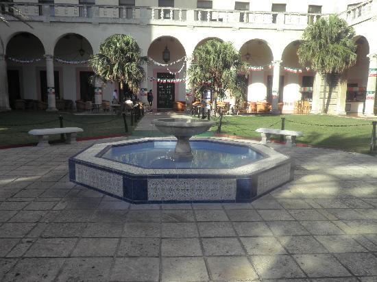 Hotel Nacional de Cuba: jardin