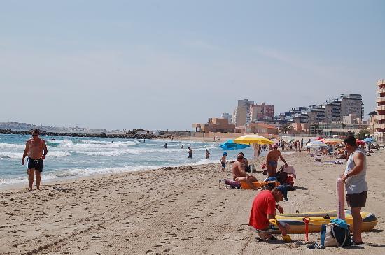 Cavanna Hotel: La playa del mayor