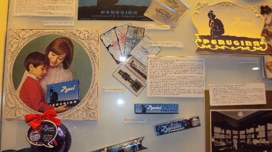 Perugina Chocolate Factory: Baci