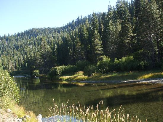 Resort at Squaw Creek: Along the Truckee River near Squaw Creek