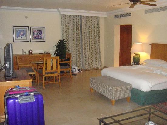 Hyatt Regency Sharm El Sheikh Resort: chambre