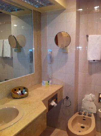 Bab Ezzouar, Algeria: salle de bain