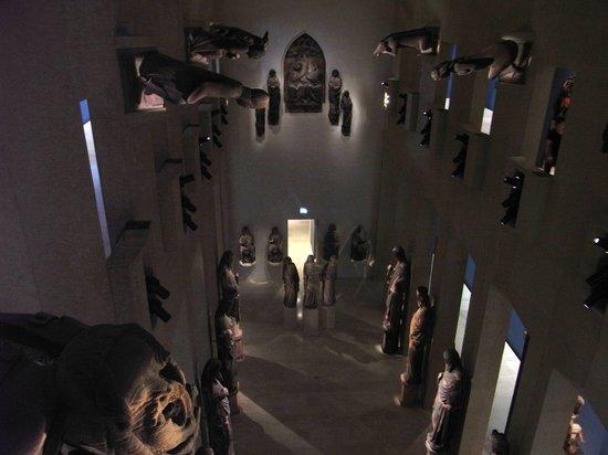 Freiburg im Breisgau, Germany: Una vista general de una sala