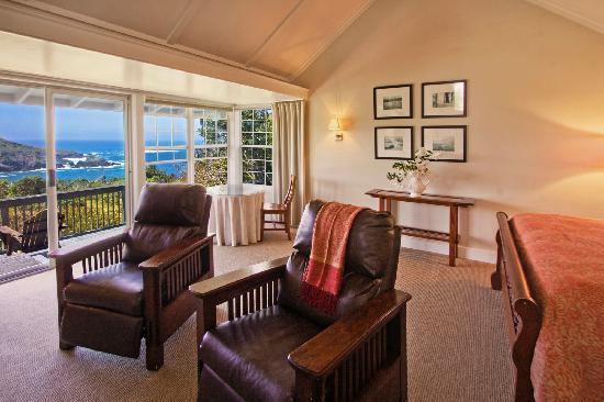 Albion River Inn: Guest Favorite, Cottage #17
