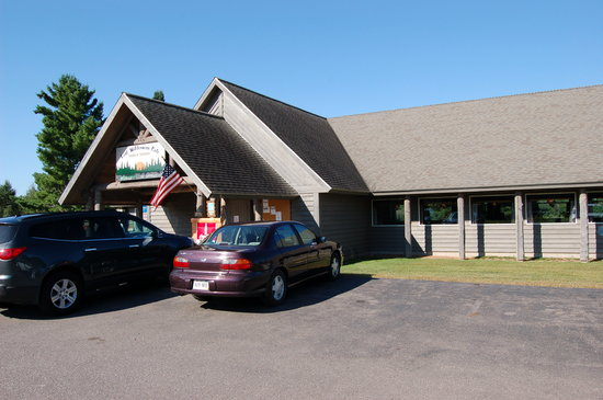 Presque Isle, WI: Former Outpost Cafe now under new ownership