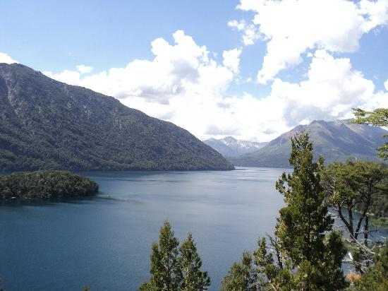 Cerro Tronador: parada en el paseo
