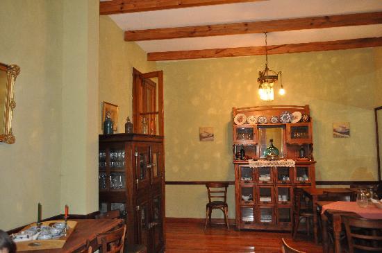 Estancia La Vasquita: stanza della colazione