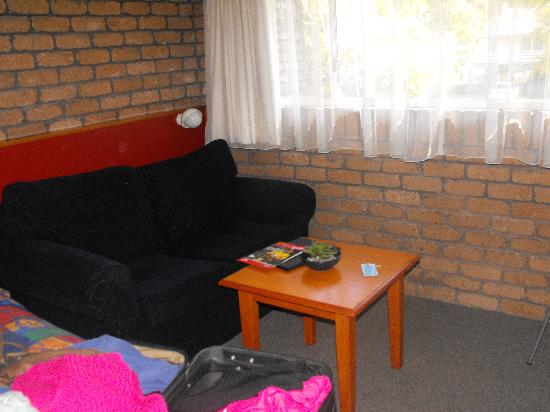 Aquajet Motel: room view