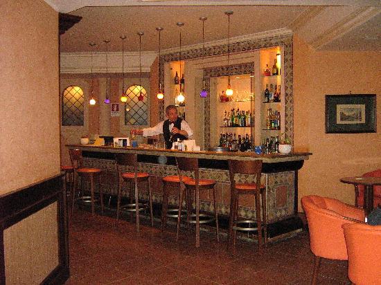 Michelangelo Hotel: BAR HOTEL MICHELANGELO