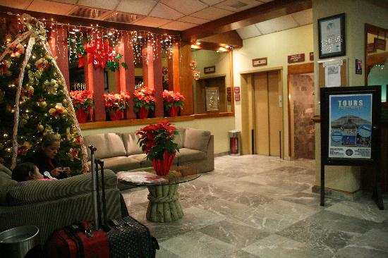 Hotel Regente City: Lobby (Nov2008)