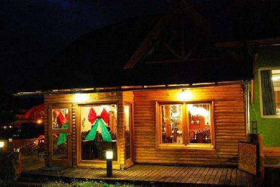 Village Catedral : Resto de noche