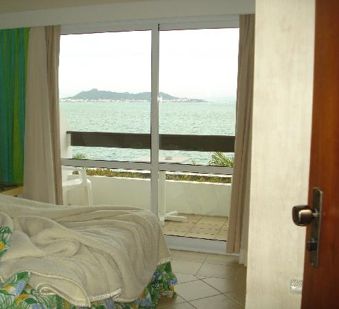 Hotel Costa Norte Ponta Das Canas: vista de dentro do apto