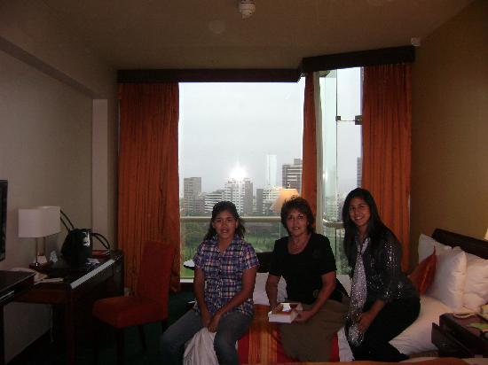 Delfines Hotel & Convention Center: Un bello panorama