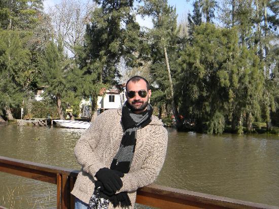 Delta Eco Spa: el rio
