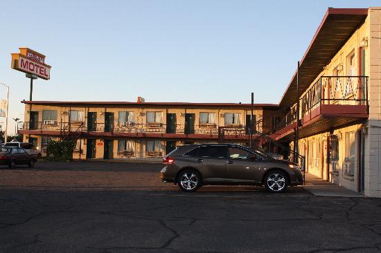 Stockmans Motel - Exterior - Ontario, Oregon