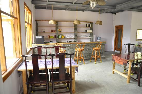Yangshuo Phoenix Pagoda Fonglou Retreat: Resturant